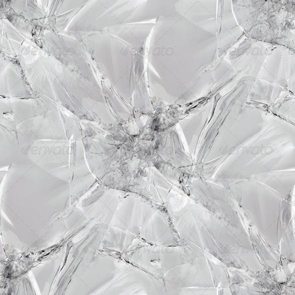 Cracked Glass Seamless Pattern by Suljo   3DOcean