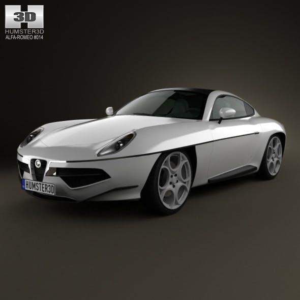 Alfa Romeo Disco Volante For Sale >> Alfa Romeo Disco Volante Touring 2013 By Humster3d 3docean